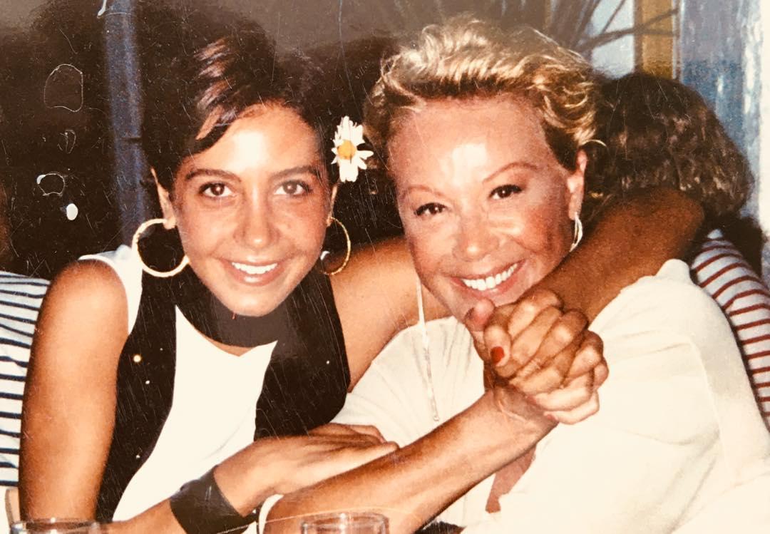 Μαρία Ελένη Λυκουρέζου: Της λείπει η μαμά της Ζωή Λάσκαρη [pics] | tlife.gr
