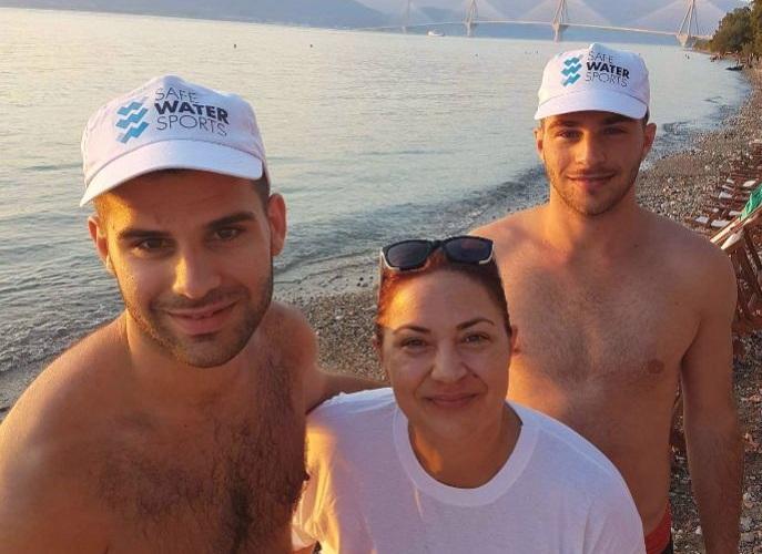 Η Μαρία Φιλίππου στην ορκωμοσία του γιου της στο ναυτικό! Βίντεο και φωτογραφίες | tlife.gr