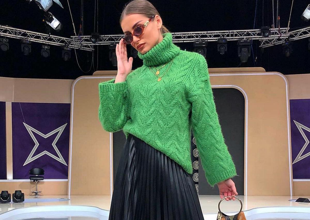 My Style Rocks: Ποια είναι η Μαρία Λέκκα με το ξεχωριστό στυλ και τον έντονο χαρακτήρα