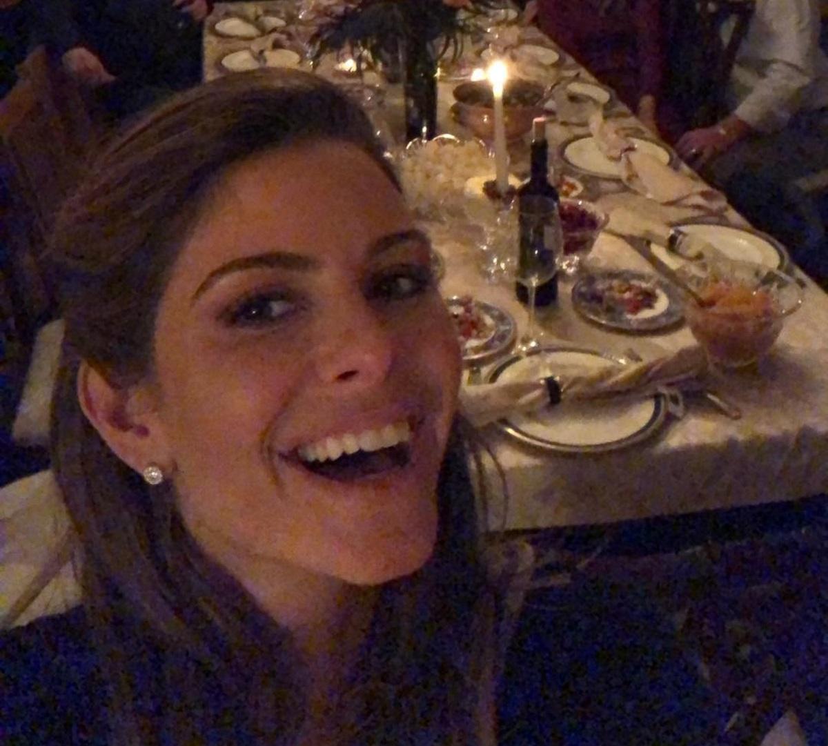 Μαρία Μενούνος: Γιόρτασε την Ημέρα των Ευχαριστιών στις ΗΠΑ με την οικογένειά της! [pics]