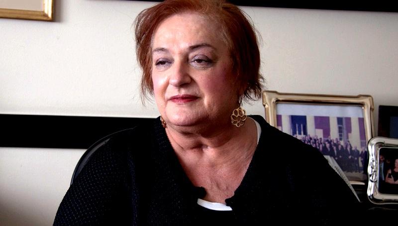 Μαριέττα Γιαννάκου: Σπάνια βραδινή έξοδος για την πρώην υπουργό – Η βράβευση για την προσφορά της [pic] | tlife.gr