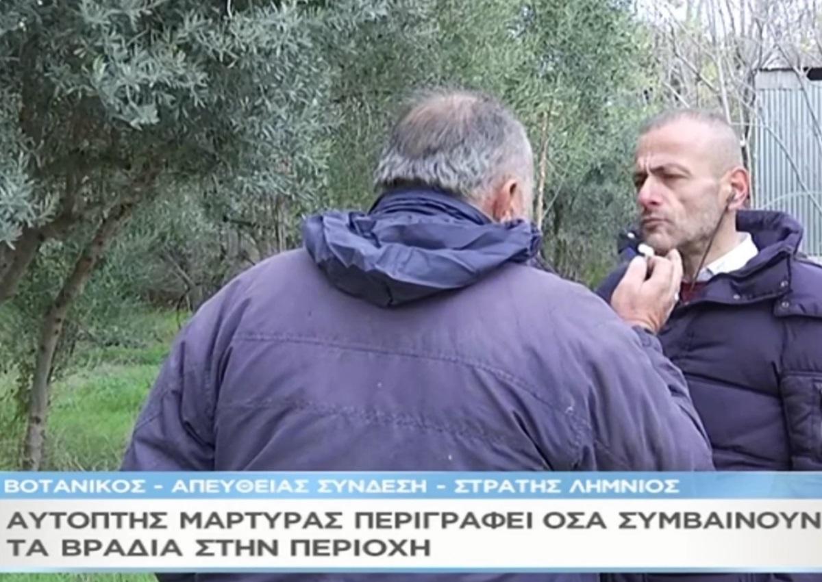«Μαζί σου»: Αυτόπτης μάρτυρας περιγράφει τι συμβαίνει τα βράδια στην περιοχή που πήγε ο οδηγός ταξί με τον ηθοποιό! [video]   tlife.gr