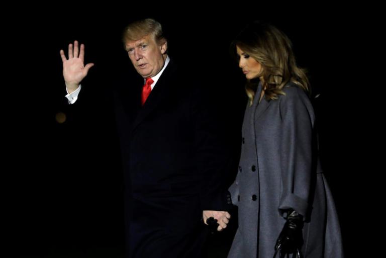Παίρνει κεφάλια η Μελάνια Τραμπ στον Λευκό Οίκο! | tlife.gr