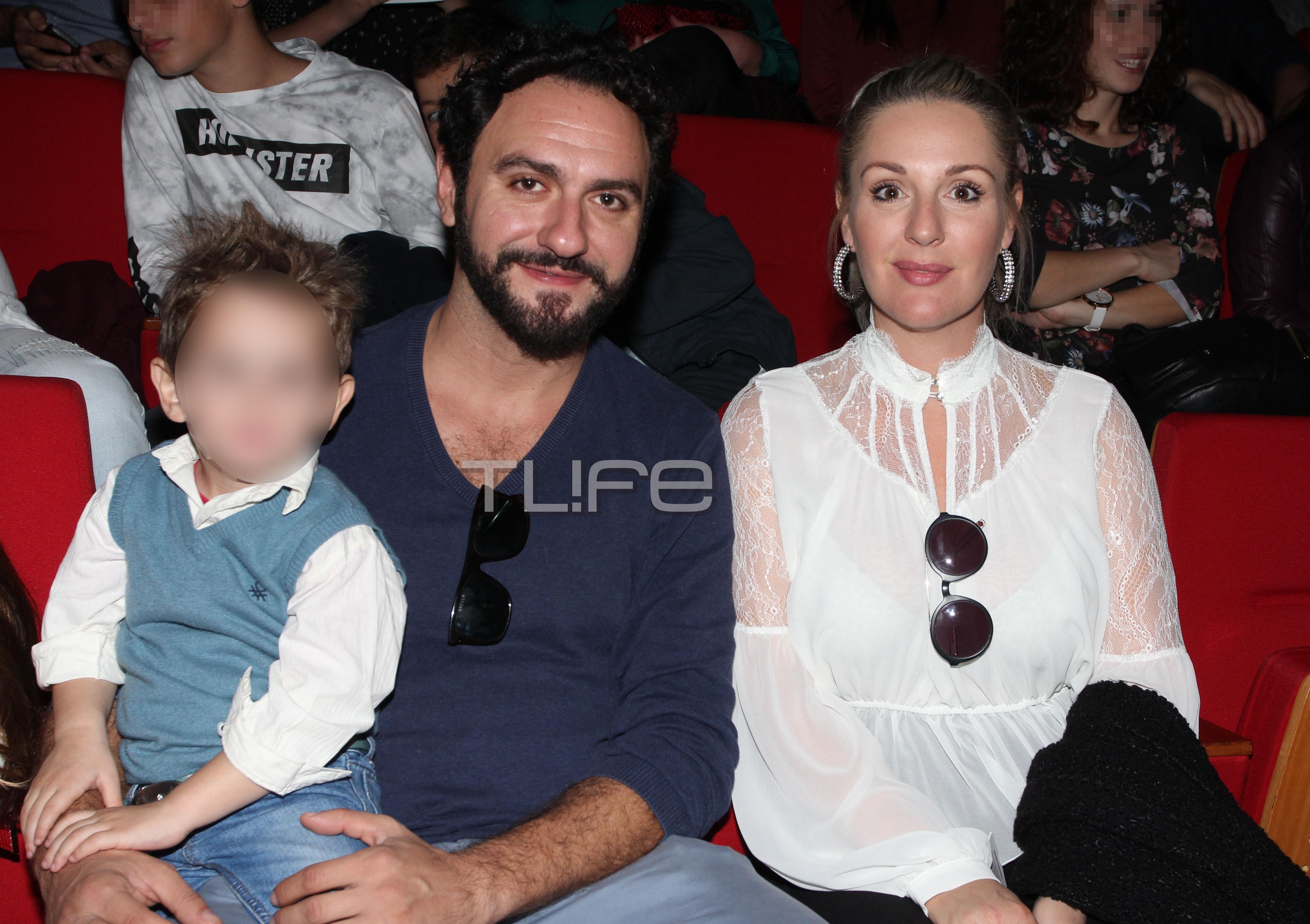 Διάσημοι γονείς στο θέατρο με τα παιδάκια τους [pics] | tlife.gr
