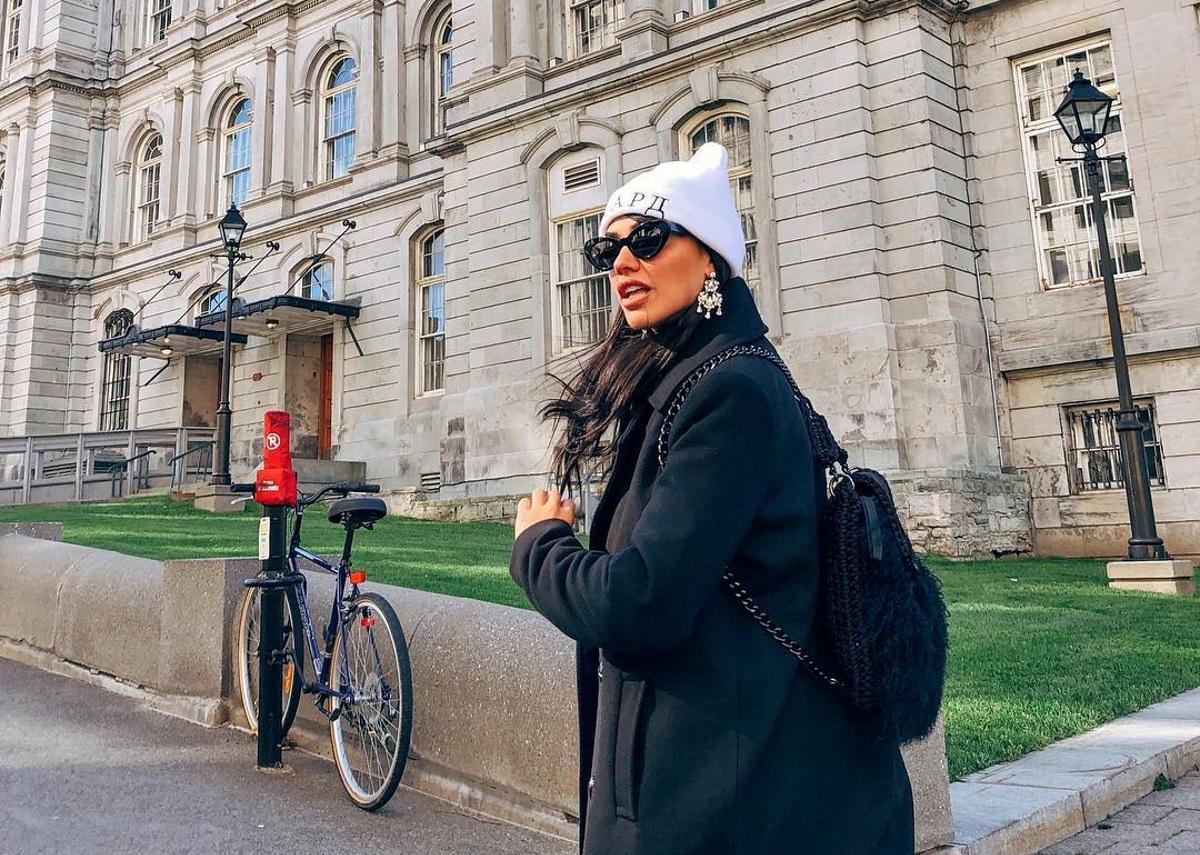 Κόνι Μεταξά: Το ταξίδι της στην Νέα Υόρκη και η αποκαλυπτική πόζα που «τρέλανε» το Instagram! | tlife.gr