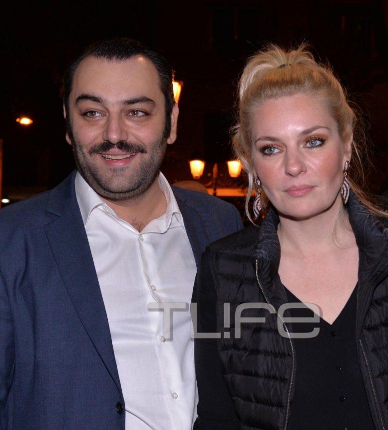 Ελισάβετ Μουτάφη: Στην πρεμιέρα της ταινίας που παίζει ο αδελφός της! Η εκπληκτική τους ομοιότητα [pics] | tlife.gr