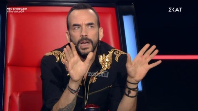 The Voice: Εκνευρίστηκε ο Μουζουράκης με τα λάθη επί σκηνής! «Δεν κατάλαβα τι είδα!» | tlife.gr