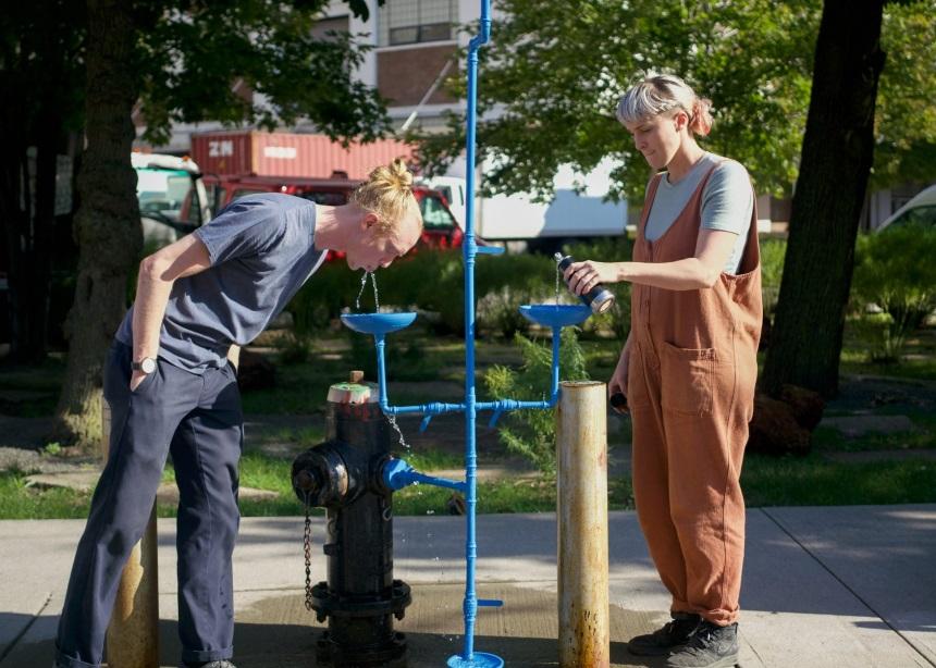 New Public Hydrant: Ένα εντυπωσιακό σύστημα δημόσιας ύδρευσης για την Νέα Υόκρη | tlife.gr