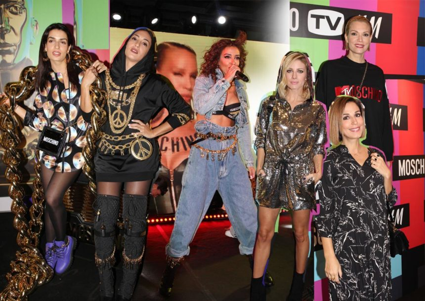 Όλες οι stylish celebrities σε εκδήλωση μόδας στο κέντρο της Αθήνας! [pics]   tlife.gr