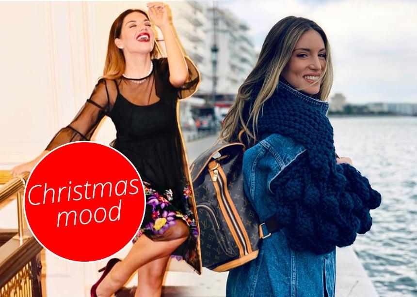 Αθηνά Οικονομάκου – Βάσω Λασκαράκη: Μπήκαν σε χριστουγεννιάτικο mood! [pics,video] | tlife.gr