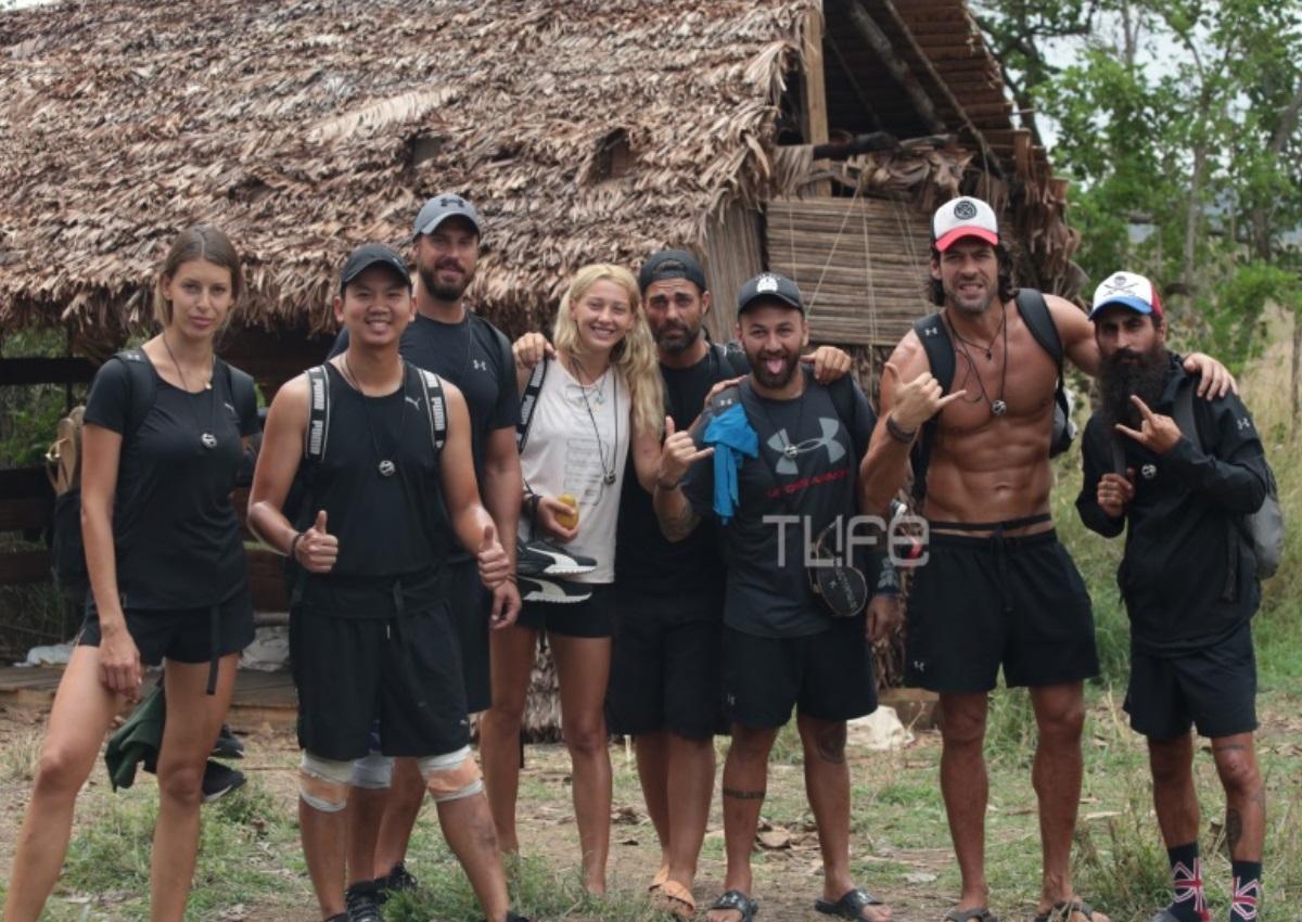 Nomads: Τρυπώσαμε στη «Σαβάνα» λίγο πριν το αποψινό αγώνισμα επικράτειας – Αποκλειστικές φωτογραφίες | tlife.gr