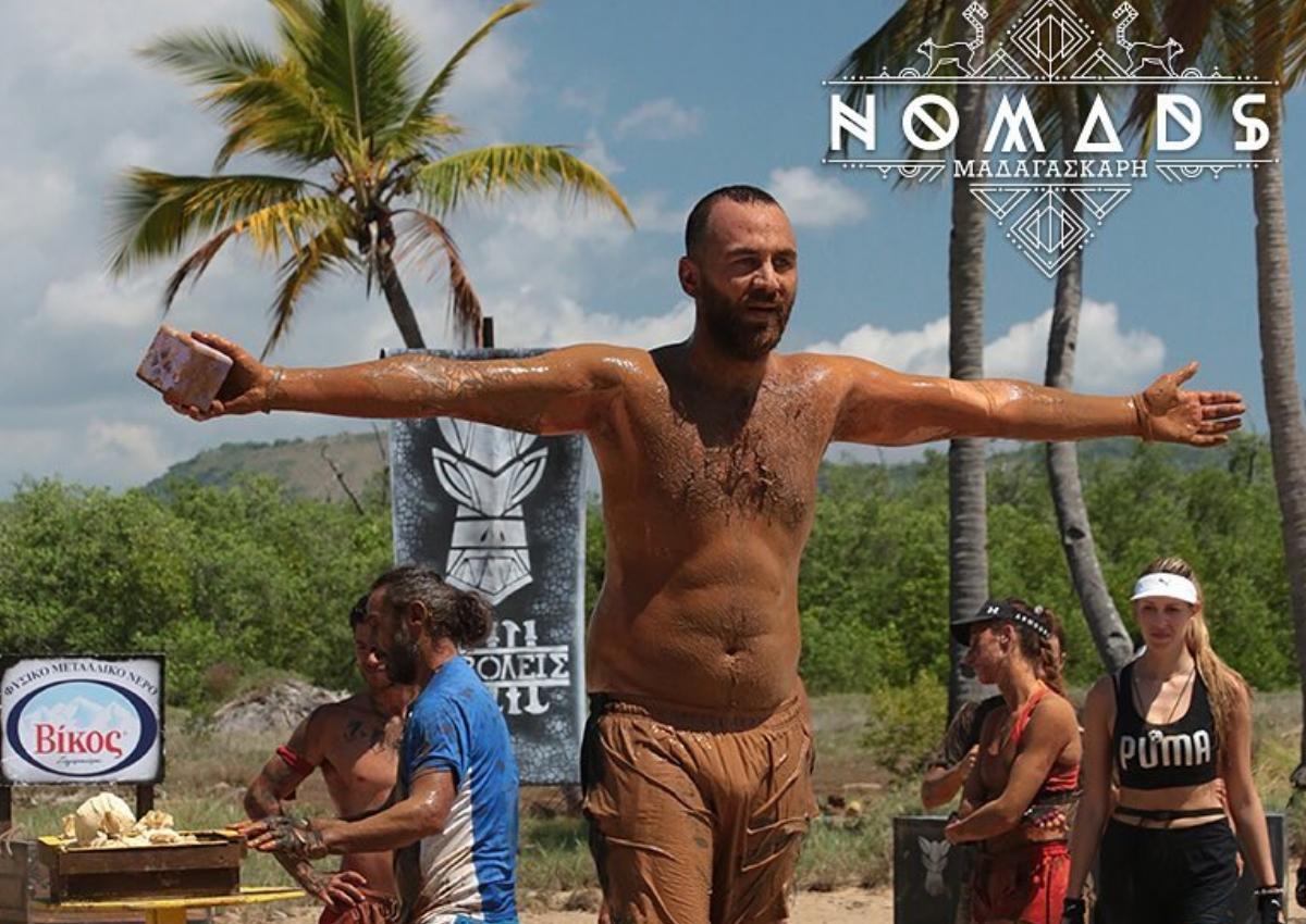 Nomads Μαδαγασκάρη: Ο Μισθοφόρος, η Αλεξανδράκη και το επικό «τρολάρισμα» στο twitter για τις ήττες των Survivors! | tlife.gr