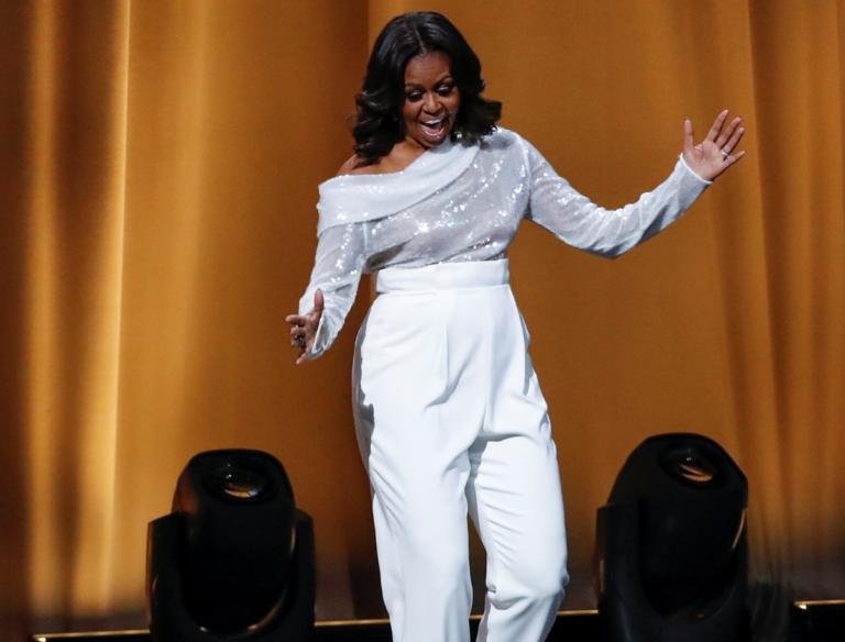 Μισέλ Ομπάμα… for President! Σαρώνει με το νέο της βιβλίο! | tlife.gr