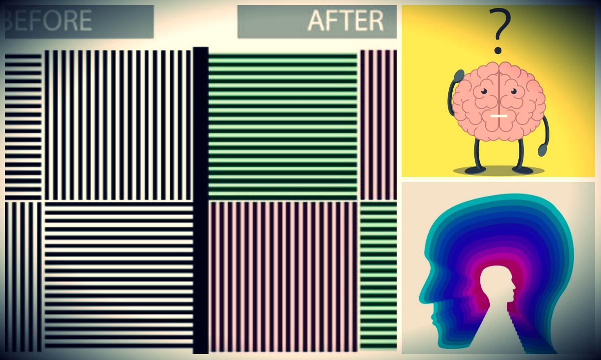 Απίστευτη οφθαλμαπάτη σε κάνει να βλέπεις τα πάντα γύρω με άλλο χρώμα! [vid]   tlife.gr