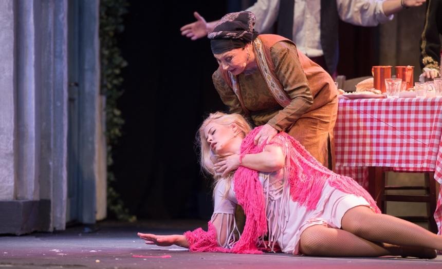 «Η Νεράιδα και το Παλικάρι»: Ξεκίνησαν οι παραστάσεις – Δες τις φωτογραφίες από την έναρξη   tlife.gr