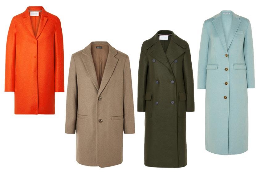 Οδηγός Αγοράς: Stylish χρωματιστά παλτό για τις κρύες μέρες του χειμώνα | tlife.gr