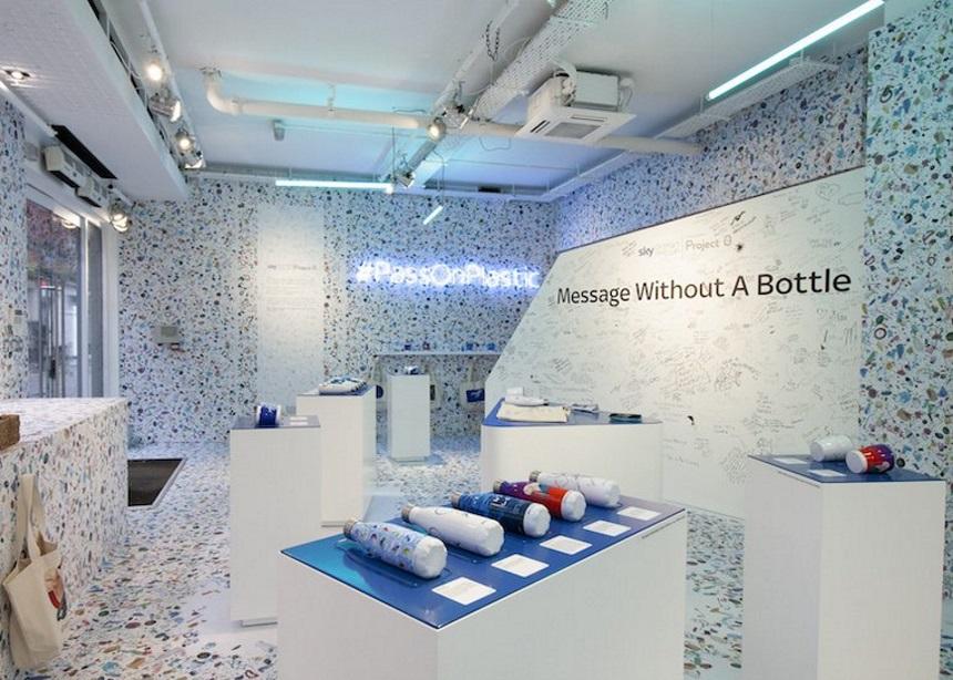 Αυτό το pop-up store πουλάει οικολογικά προϊόντα που σχεδίασε η Cara Delevingne | tlife.gr