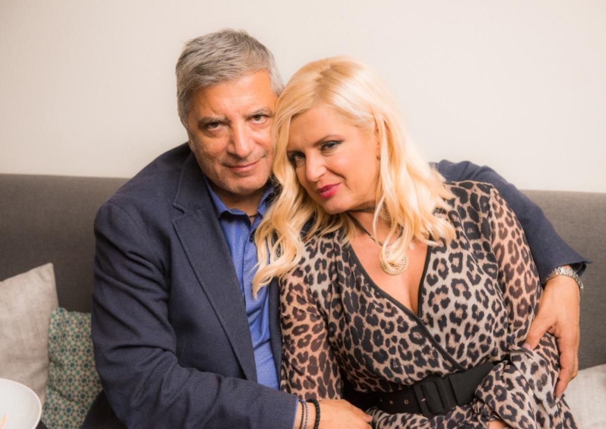 Γιώργος Πατούλης: Βραδινή έξοδος με την σύζυγό του Μαρίνα! [pics]