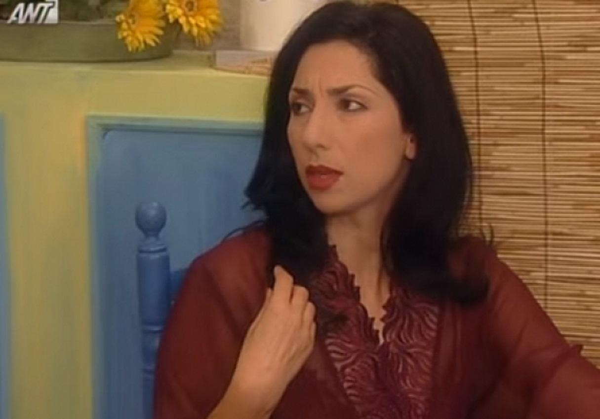 """Κερασία Σαμαρά: Δες πως είναι σήμερα η Πενέλοπε Μαρκάτος, 12 χρόνια μετά από το τέλος του """"Καφέ της Χαράς"""" [pic]"""