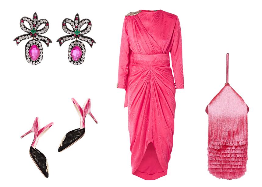Pink on pink: Πως να φορέσεις μια μεγάλη χρωματική τάση του χειμώνα