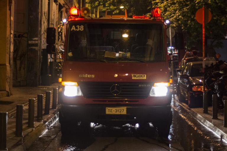 Φωτιά σε διαμέρισμα 5ου ορόφου στην Κυψέλη – Γυναίκα πήδηξε στο κενό! | tlife.gr