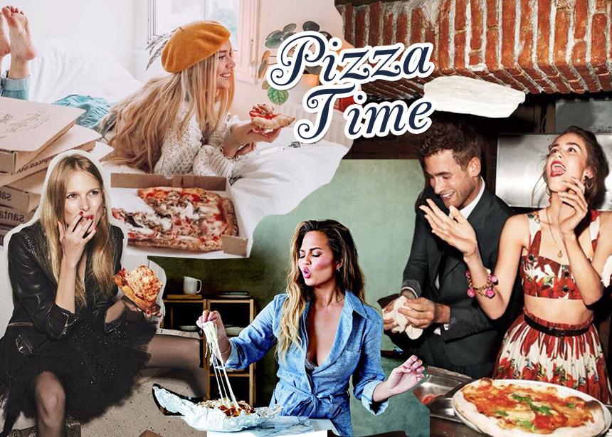 Σου αρέσει η πίτσα; Έξι κανόνες για να μειώσεις τις θερμίδες και να την απολαύσεις χωρίς τύψεις | tlife.gr