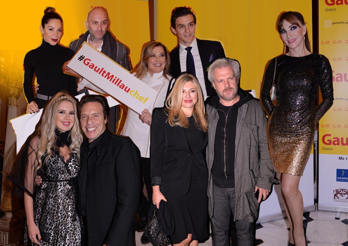 Γαστρονομική βραδιά με celebrities, στη Γαλλική Πρεσβεία! Φωτογραφίες | tlife.gr