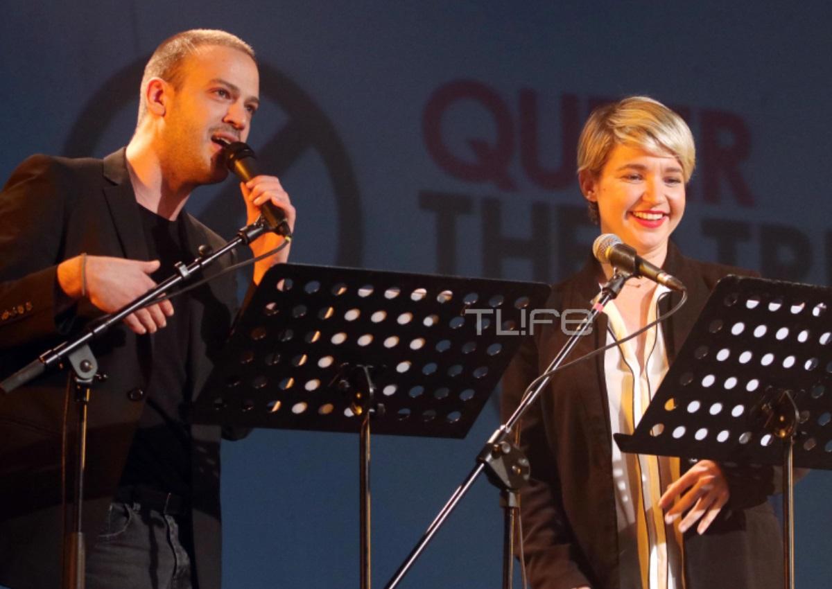 Queen Theater Awards: Μια βραδιά αφιερωμένη στον Ζακ Κωστόπουλο – Ποιοι διάσημοι έδωσαν το παρών! [pics] | tlife.gr