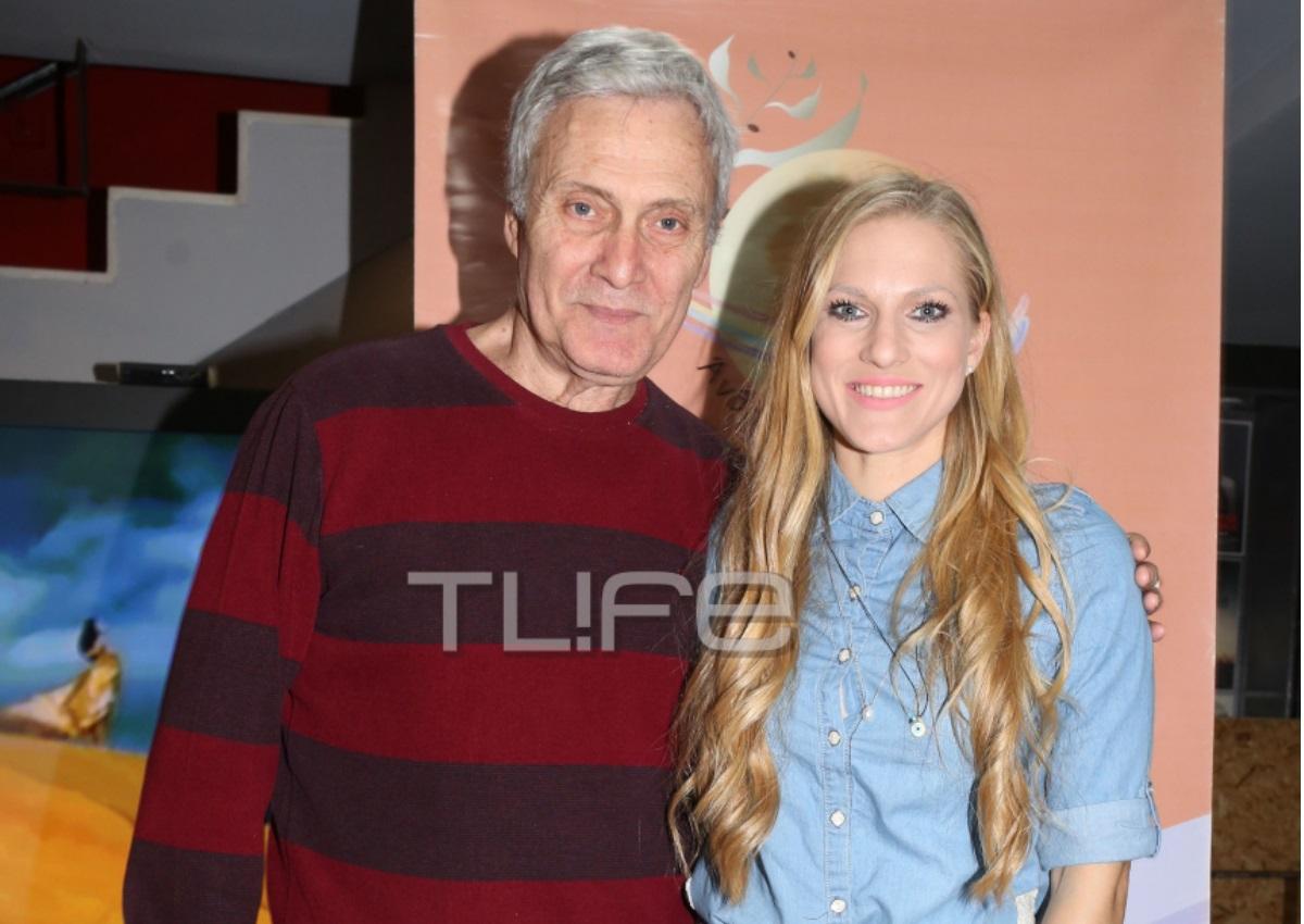 Σάρα Εσκενάζυ – Αλμπέρτο Εσκενάζυ: Βραδινή έξοδος στον κινηματογράφο! | tlife.gr