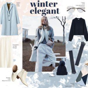 Winter elegant
