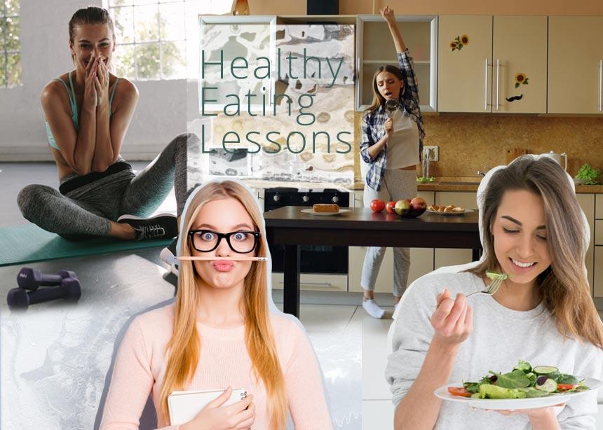 Μαθήματα σωστής διατροφής: Πως να διατηρήσεις τα κιλά σου τώρα που ολοκλήρωσες τη δίαιτα