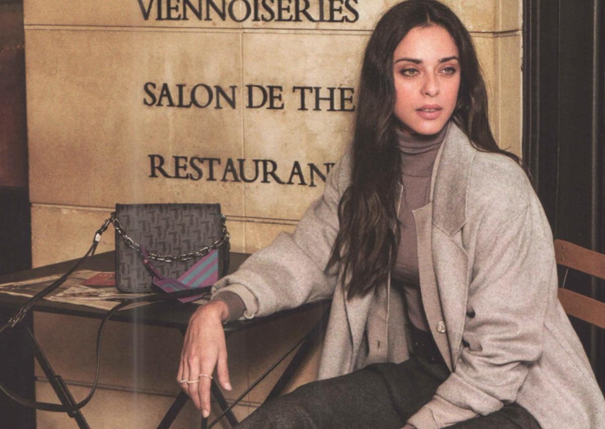 Ευαγγελία Συριοπούλου: Η chic φωτογράφιση της ηθοποιού στο κέντρο της Αθήνας! [pics] | tlife.gr