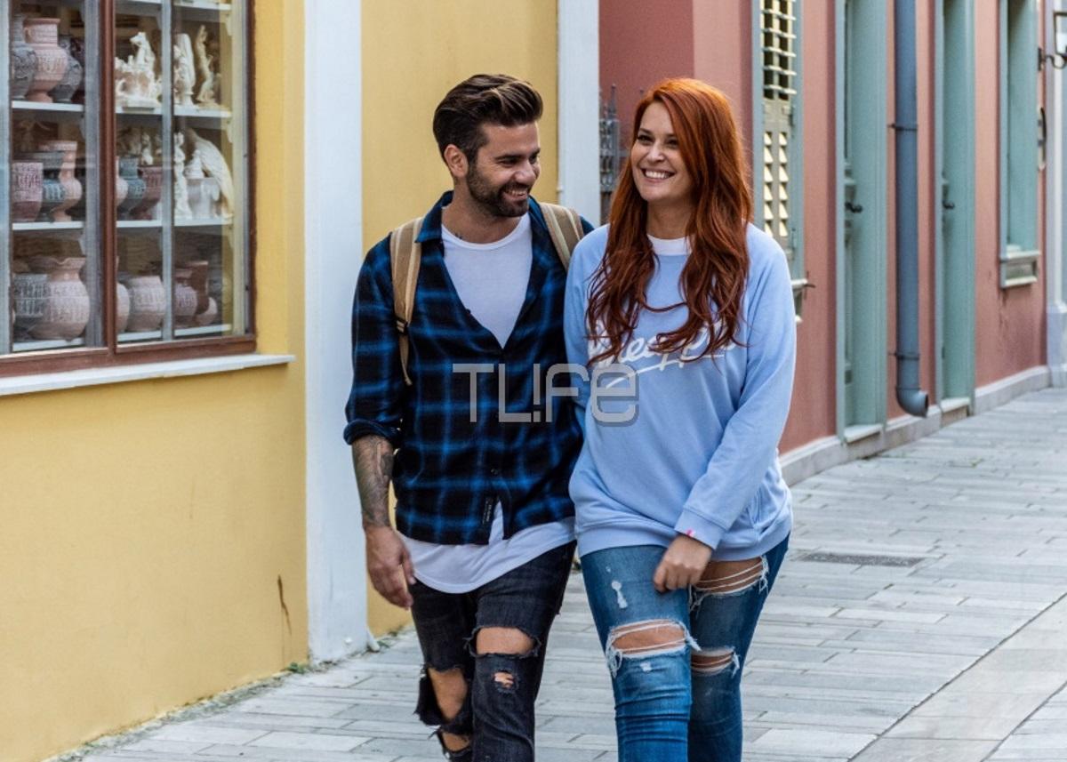 Σίσσυ Χρηστίδου – Θοδωρής Μαραντίνης: Πιο ερωτευμένοι από ποτέ σε φθινοπωρινή τους απόδραση! Φωτογραφίες | tlife.gr