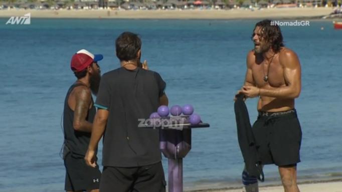 Nomads: Ξέσπασε ο Σπαλιάρας στον Dimar! «Μη λες μαλ…!» | tlife.gr