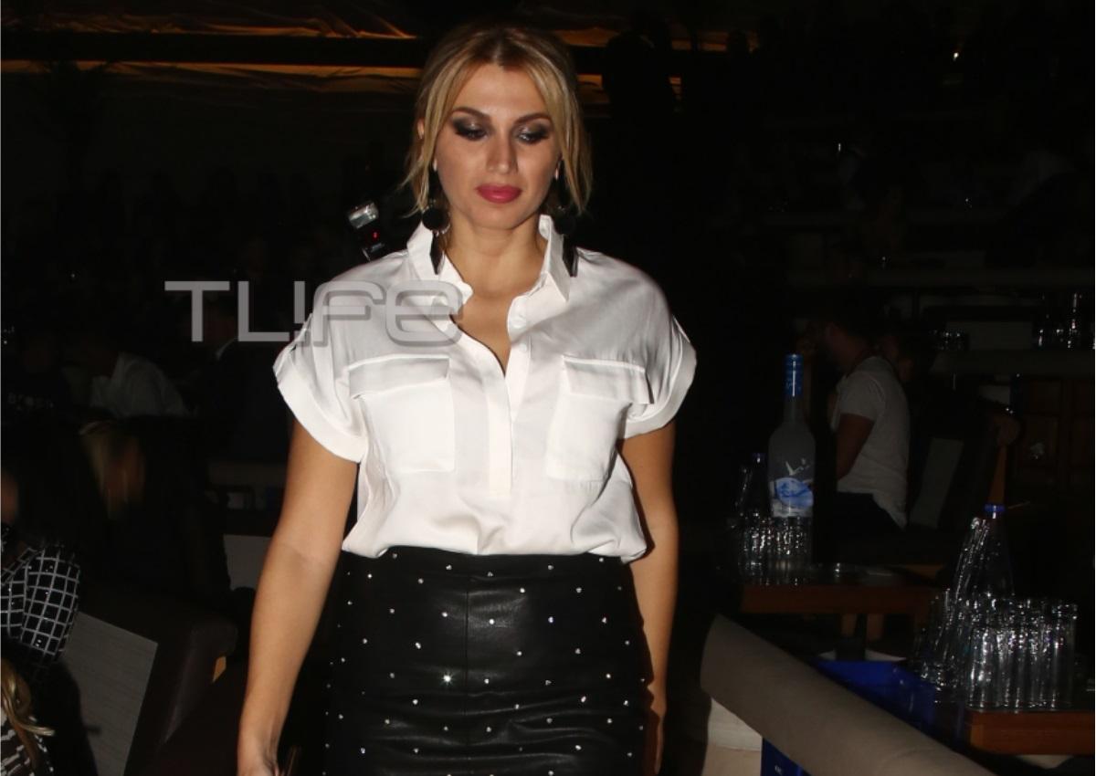Κωνσταντίνα Σπυροπούλου: Σέξι εμφάνιση σε βραδινή της έξοδο![pics] | tlife.gr