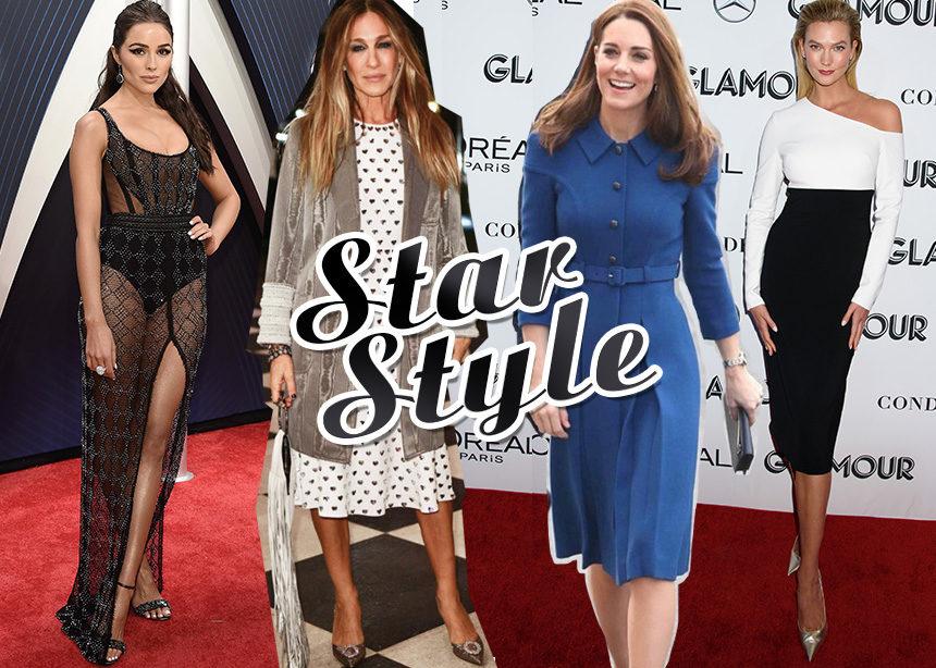 Τα πιο stylish looks που επέλεξαν οι σταρ αυτή την εβδομάδα! Ψήφισε το αγαπημένο σου… | tlife.gr