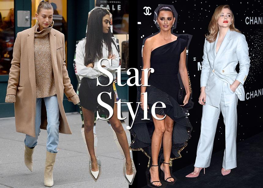 Τι φόρεσαν οι stars αυτή την εβδομάδα; Ψήφισε την πιο καλοντυμένη! | tlife.gr