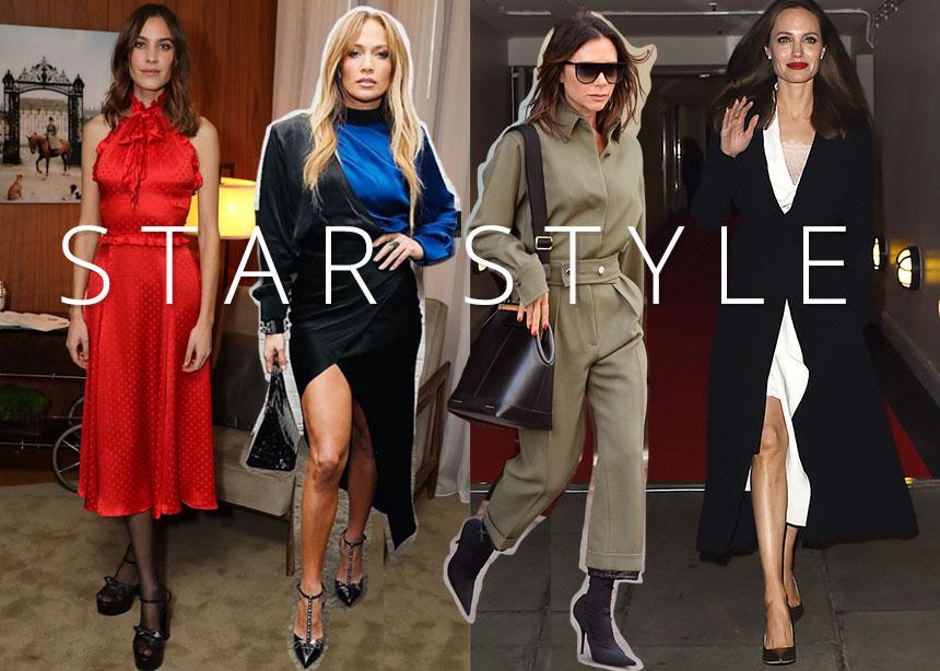 Τι φόρεσαν οι stars; Ψήφισε το καλύτερο look της εβδομάδας | tlife.gr
