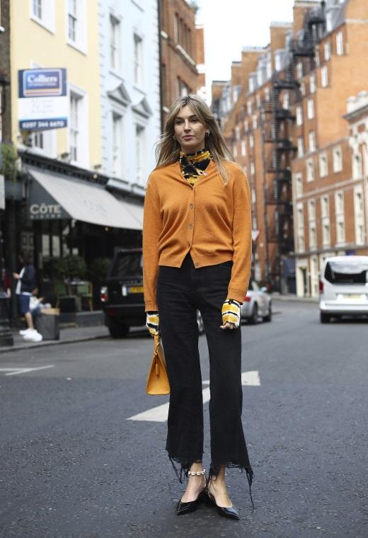 Λονδίνο με πορτοκαλί | tlife.gr