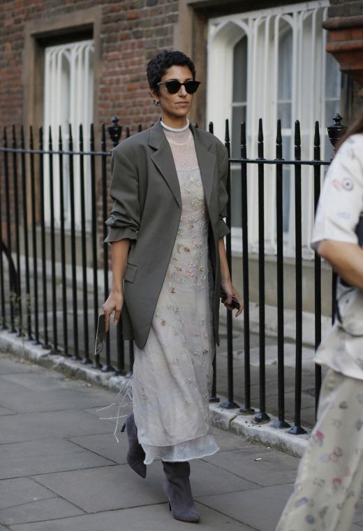 Λονδίνο με oversized blazer | tlife.gr