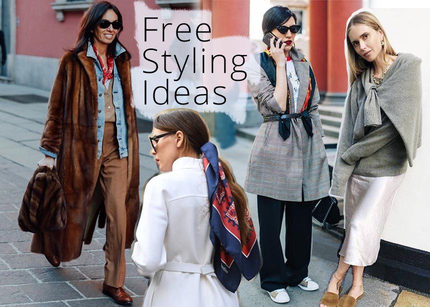 b65cae8e5f42 Εύκολα tricks για να είσαι stylish ακόμα κι αν δεν είσαι σε mood - TLIFE