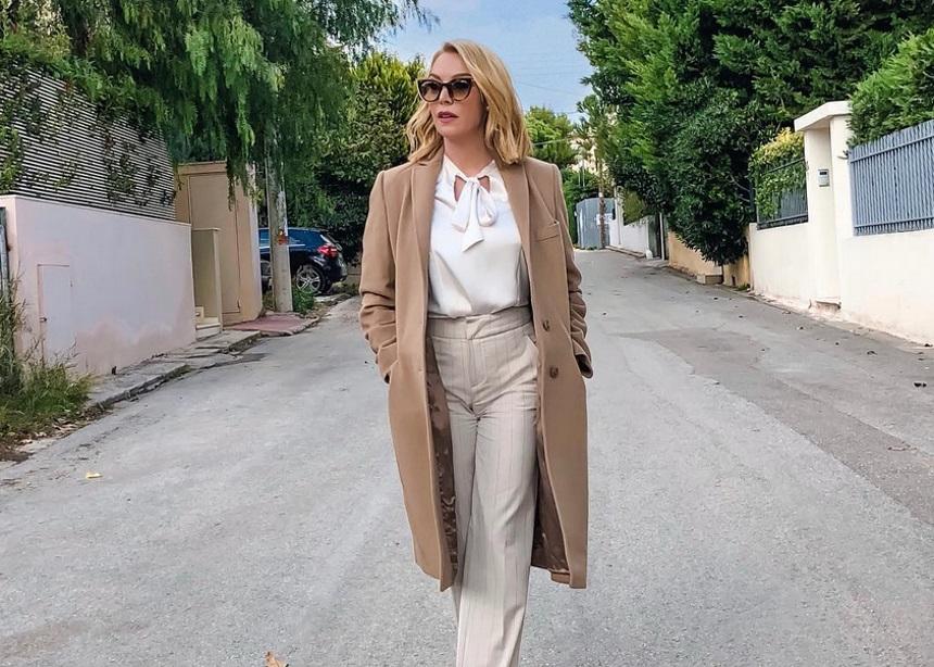 Όλες οι λεπτομέρειες για το look της Τατιάνας (13/11) | tlife.gr