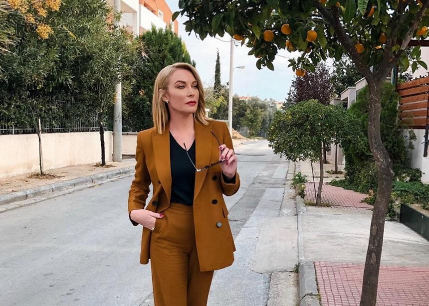 Όλες οι λεπτομέρειες για το look της Τατιάνας (15/11) | tlife.gr