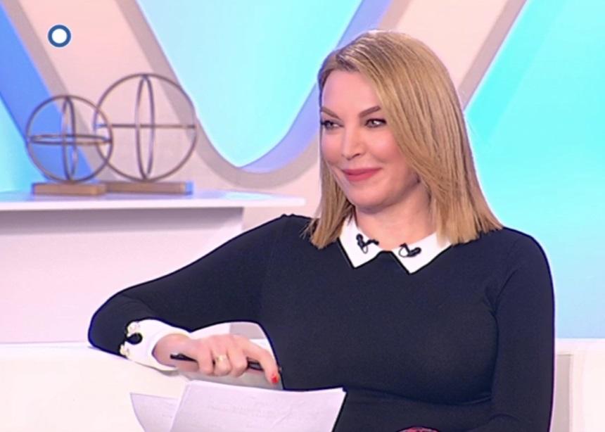 Όλες οι λεπτομέρειες για το look της Τατιάνας (26/11) | tlife.gr