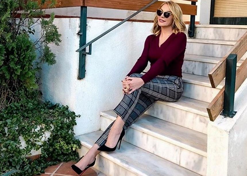Τι φοράει η Τατιάνα σήμερα (6/11) | tlife.gr