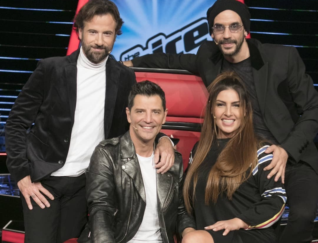 The Voice of Greece: Δες τις πρόβες των τεσσάρων coaches για τα battles! video | tlife.gr