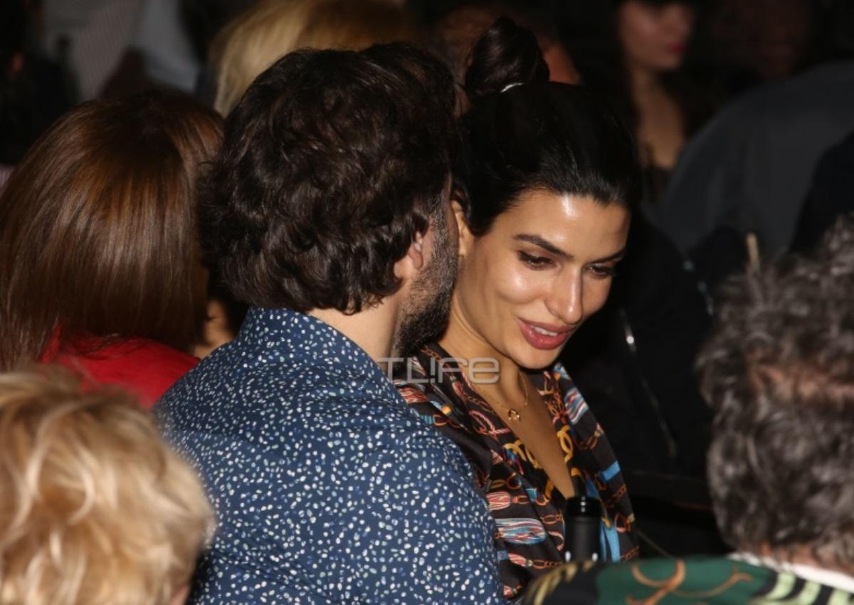 Τόνια Σωτηροπούλου – Κώστας Μαραβέγιας: Τρυφερές στιγμές σε βραδινή τους έξοδο! [pics] | tlife.gr