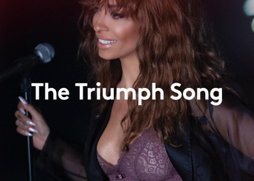 Η Triumph και η Ελένη Φουρέιρα δημιουργούν ένα τραγούδι αφιερωμένο στη γυναικεία δύναμη | tlife.gr