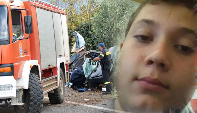 Τροχαίο στην Κυπαρισσία: Σκηνές αρχαίας τραγωδίας στο Νοσοκομείο με τη μητέρα του 15χρονου Νίκου | tlife.gr