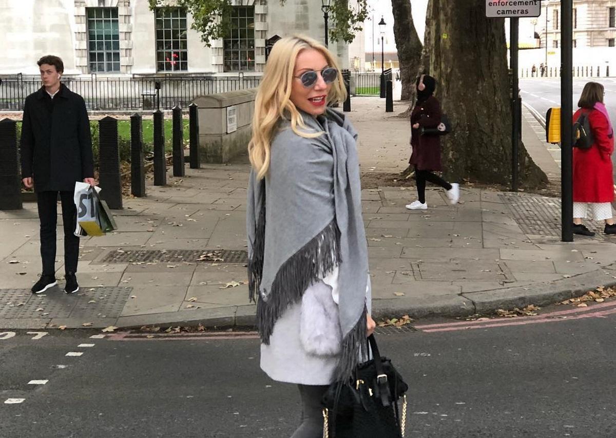 Έλενα Τσαβαλιά: Το ταξίδι της στο Λονδίνο και η μεγάλη της ανυπομονησία! [pics] | tlife.gr